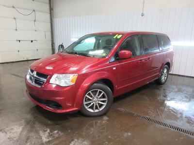 2014 Dodge Grand Caravan AVP/SE for sale VIN: 2C4RDGBG9ER450323