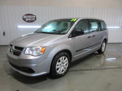 2014 Dodge Grand Caravan AVP/SE for sale VIN: 2C4RDGBG4ER419349