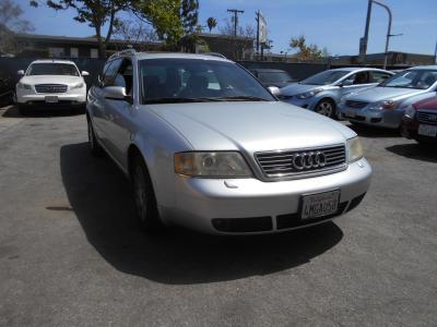 2000 Audi A6  for sale VIN: WAULH24B4YN116844