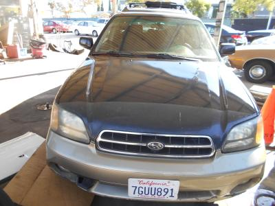 2002 Subaru Outback  for sale VIN: 4S3BH675427614954