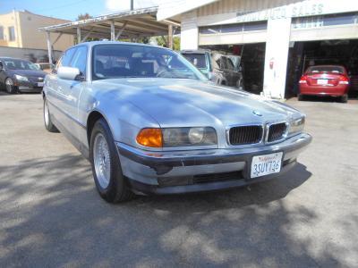 1997 BMW 740 iL for sale VIN: WBAGJ8324VDL42295