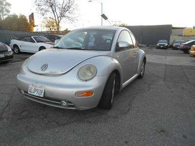 2000 Volkswagen New Beetle GLX for sale VIN: 3VWDD21C8YM418970
