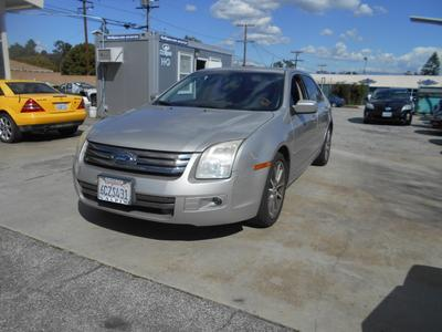 2008 Ford Fusion SE for sale VIN: 3FAHP07Z78R186091