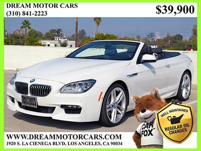 2015 BMW 640 i for sale VIN: WBALW7C54FD596286