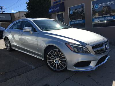 2016 Mercedes-Benz CLS-Class CLS 550 for sale VIN: WDDLJ7DB0GA182906