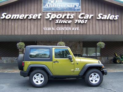 Used Jeep at Somerset Sports Car Sales in Somerset PA  Autocom