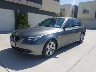 2008 BMW 535  for sale VIN: WBANV93588C130747