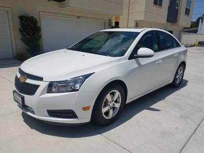 2013 Chevrolet Cruze 1LT for sale VIN: 1G1PC5SB6D7290655