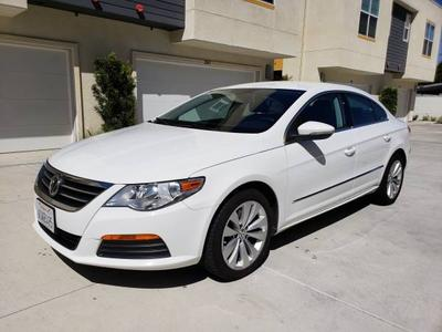 2012 Volkswagen CC Sport for sale VIN: WVWMP7AN0CE531612