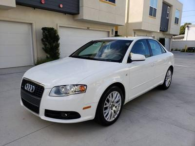 2008 Audi A4 2.0T for sale VIN: WAUAF78E58A167503