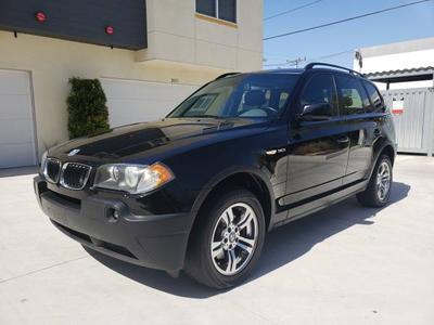 2004 BMW X3 3.0i for sale VIN: WBXPA93464WC31699