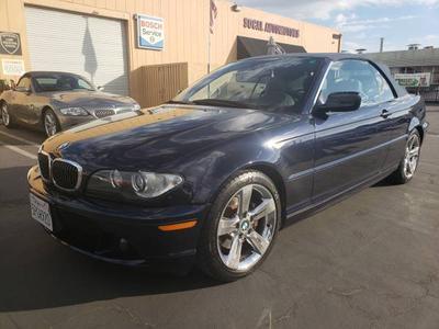 2006 BMW 325 Ci for sale VIN: WBABW33456PX83983