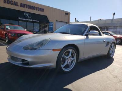 2003 Porsche Boxster S for sale VIN: WP0CA29813U620982