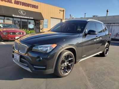 2013 BMW X1 sDrive 28i for sale VIN: WBAVM1C53DVW44511