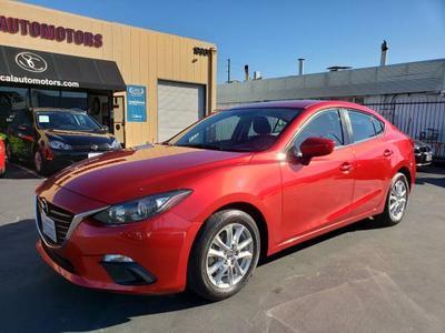 2014 Mazda Mazda3 i Touring for sale VIN: JM1BM1V78E1181178
