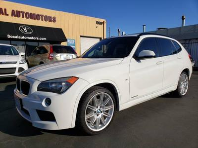 2014 BMW X1 sDrive28i for sale VIN: WBAVM1C56EVW53379
