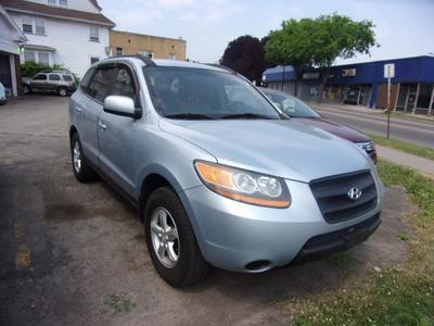 2008 Hyundai Santa Fe GLS for sale VIN: 5NMSG73DX8H164721