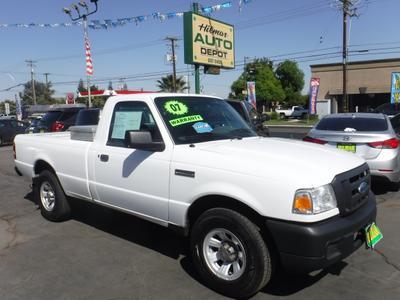 2007 Ford Ranger STX for sale VIN: 1FTYR10U57PA82892