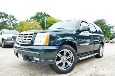 2003 Cadillac Escalade  for sale VIN: 1GYEK63N23R285496