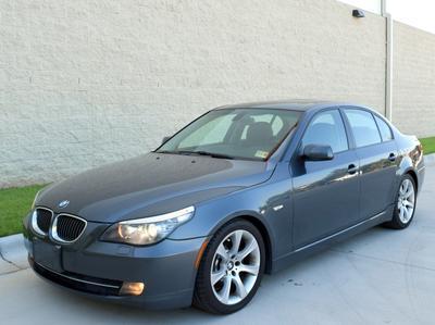 2008 BMW 535 i for sale VIN: WBANW13598CZ79428
