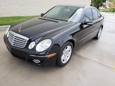 2007 Mercedes-Benz E-Class E320 Bluetec for sale VIN: WDBUF22XX7B061133