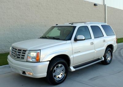 2004 Cadillac Escalade  for sale VIN: 1GYEK63N24R308566