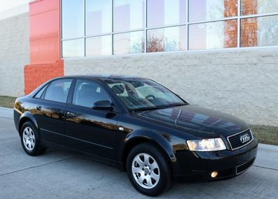 2003 Audi A4 1.8T for sale VIN: WAUJC68E63A216509