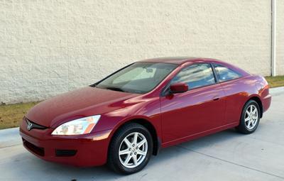 2004 Honda Accord EX-L for sale VIN: 1HGCM82624A008345