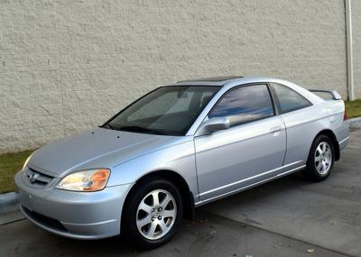 2003 Honda Civic EX for sale VIN: 1HGEM229X3L033478