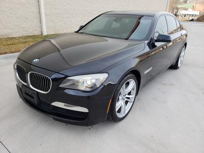 2010 BMW 750 i xDrive for sale VIN: WBAKC6C57AC393664