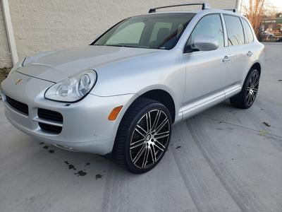 2005 Porsche Cayenne  for sale VIN: WP1AA29P55LA25378