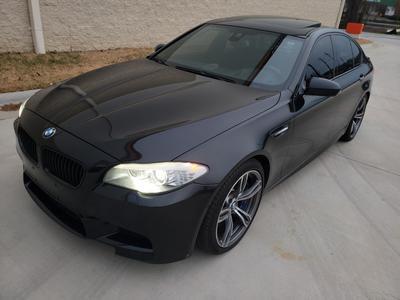2013 BMW M5 Base for sale VIN: WBSFV9C53DC773419