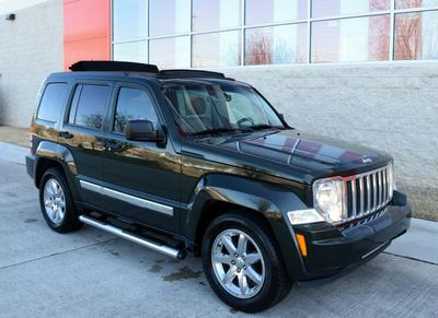 2011 Jeep Liberty Limited for sale VIN: 1J4PN5GK0BW594037