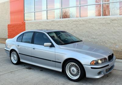 1998 BMW 528 i for sale VIN: WBADD6323WBW32880