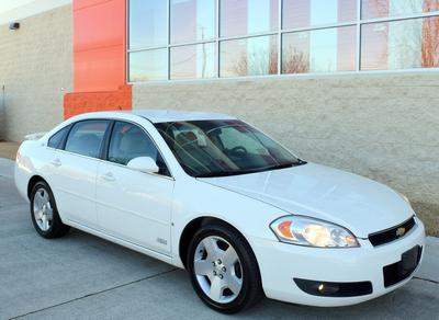 2008 Chevrolet Impala SS for sale VIN: 2G1WD58C789144178