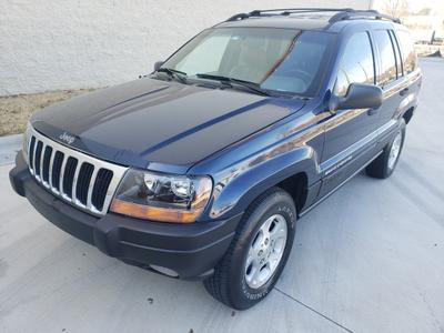 2000 Jeep Grand Cherokee Laredo 4WD for sale VIN: 1J4GW48N7YC399028