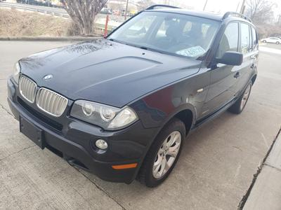2009 BMW X3 xDrive30i for sale VIN: WBXPC93429WJ24339