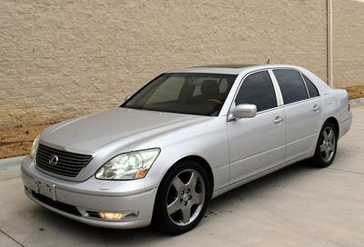 2004 Lexus LS 430  for sale VIN: JTHBN36F840163605