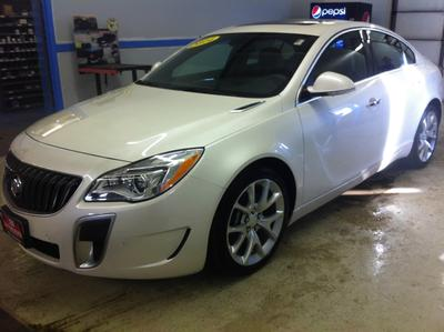 2014 Buick Regal GS for sale VIN: 2G4GU5GXXE9302164