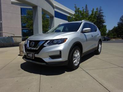 2017 Nissan Rogue SV for sale VIN: KNMAT2MV3HP541320