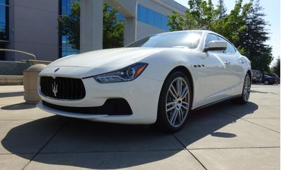 2015 Maserati Ghibli  for sale VIN: ZAM57XSA6F1150905