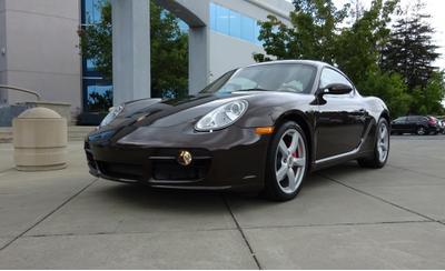 2008 Porsche Cayman S for sale VIN: WP0AB298X8U780693