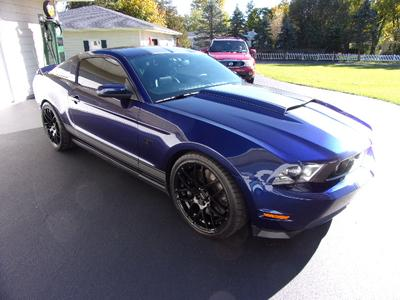 2010 Ford Mustang GT Premium for sale VIN: 1ZVBP8CH6A5134162