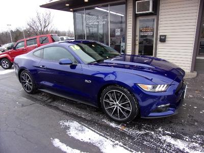 2016 Ford Mustang GT Premium for sale VIN: 1FA6P8CF1G5236602