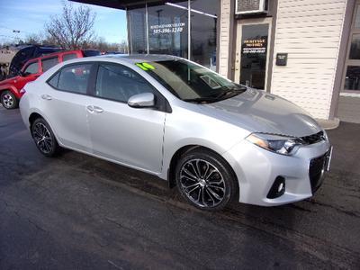 2014 Toyota Corolla LE Plus for sale VIN: 2T1BURHE2EC088564