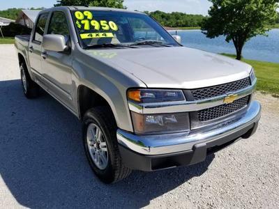 2009 Chevrolet Colorado  for sale VIN: 1GCDT13E898130791
