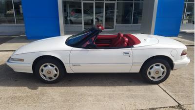 1991 Buick Reatta  for sale VIN: 1G4EC33L2MB900554