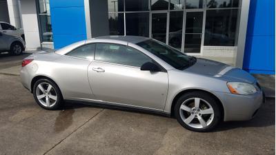 2007 Pontiac G6 GT for sale VIN: 1G2ZH35N574112211