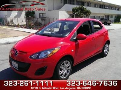 2011 Mazda Mazda2 Sport for sale VIN: JM1DE1HZ8B0101527