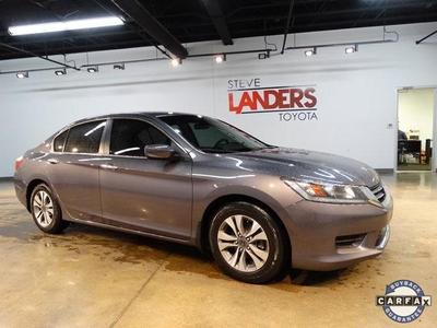 2014 Honda Accord LX For Sale VIN: 1HGCR2F31EA265674